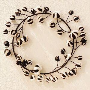 Hobby Lobby Metal Cotton Wreath